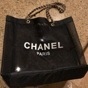 Chanel Beaute Tote